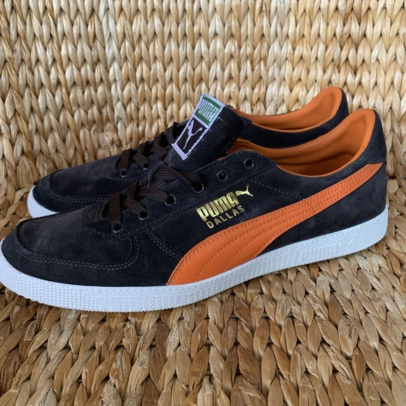 NIB Deadstock Puma Dallas Retro Sneakers NWT